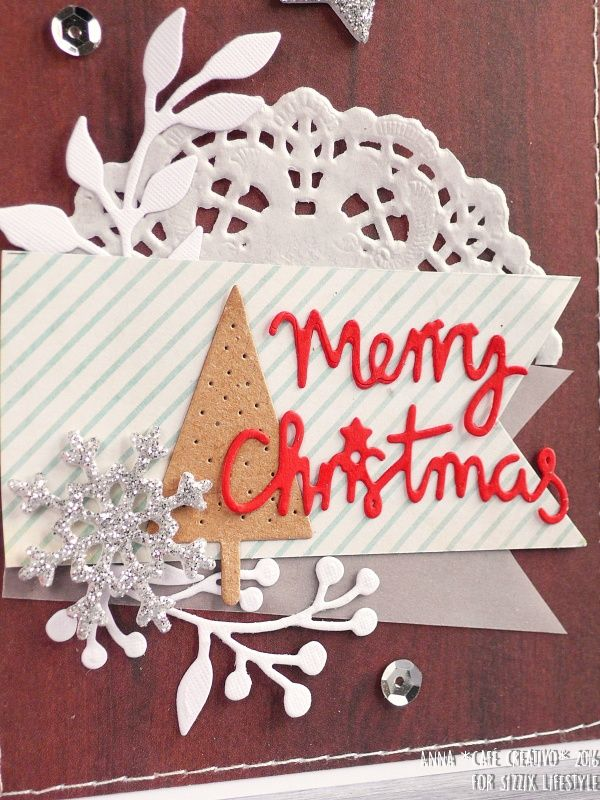 Merry Christmas Card + Video tutorial | Anna Draicchio | Daily ...