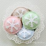 15 Minute Make - Felt Christmas Cookie Ornaments