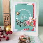 Christmas cards by Karine Cazenave-Tapie