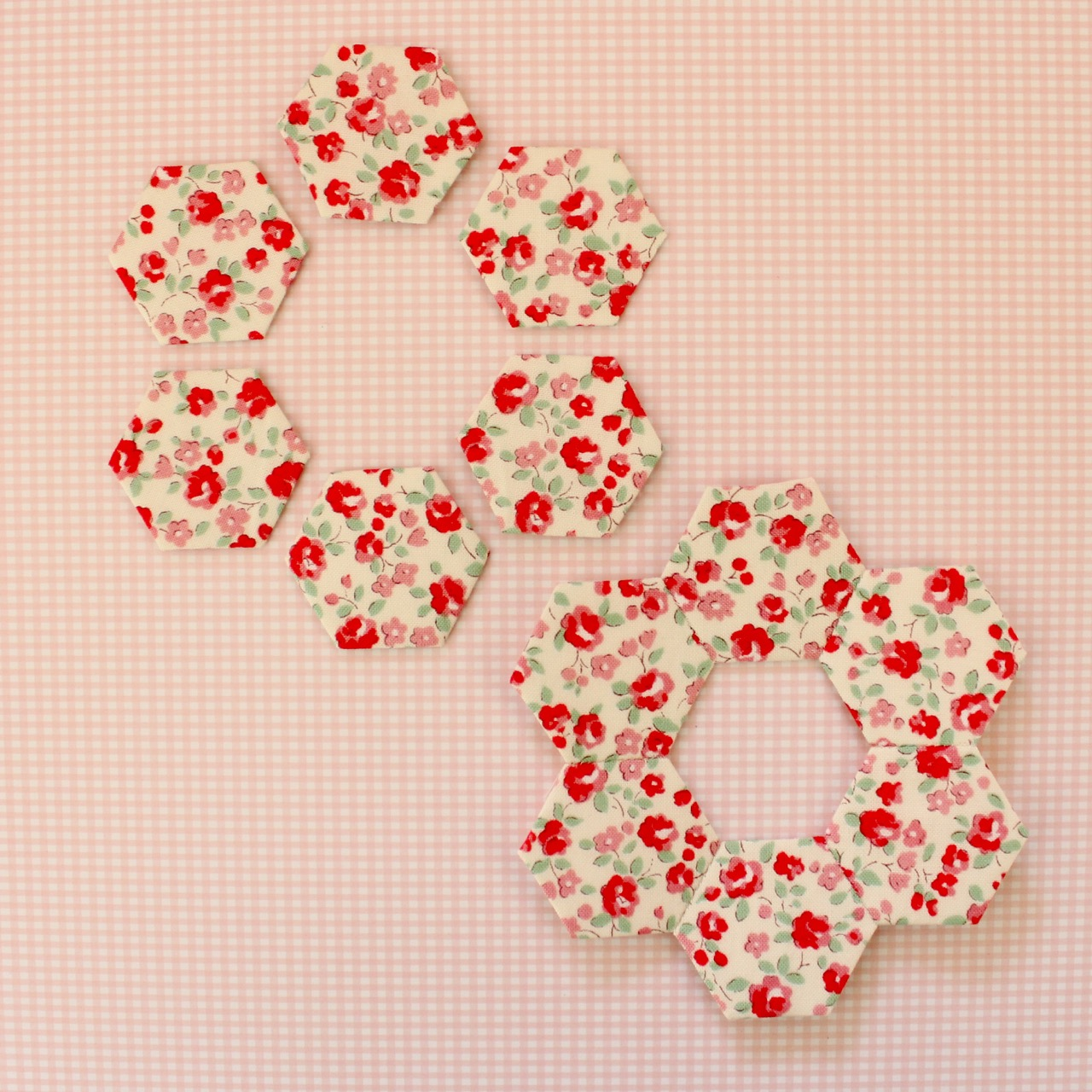 Make Twelve Hexagons How To Find The