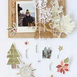 A Christmas mood Layout