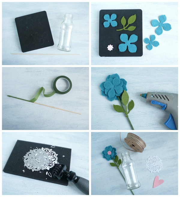 How to Make a Easter Home Decor using Asian Flower