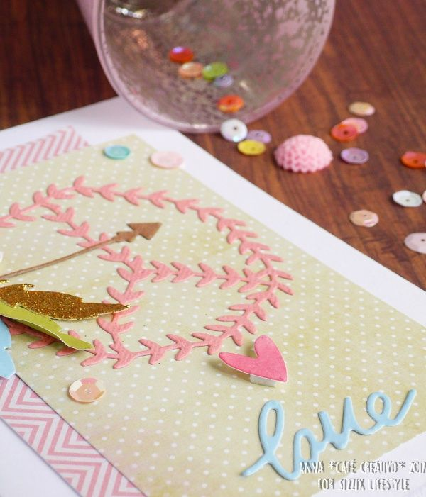 How to make a Festival Card for a Boho Chic Wedding