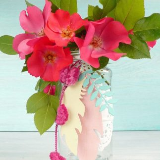 DIY Idea to Recycle a glass Jar