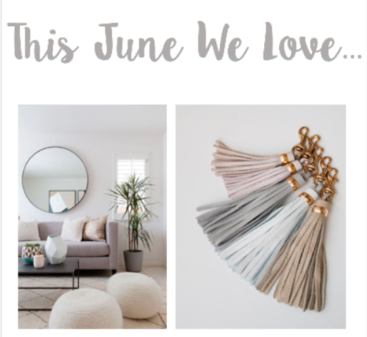 This month we love!