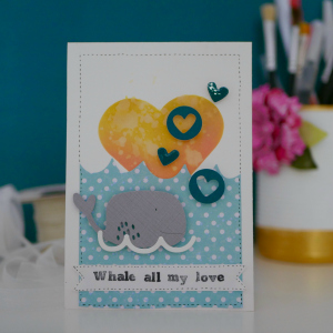 A card perfect for summer