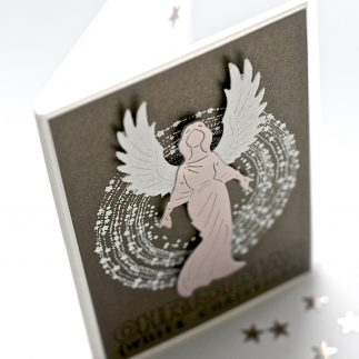 Card with Angel