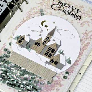 Planner Decoration Christmas