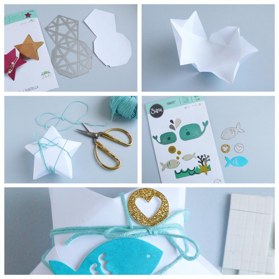 Favour Star Box for baby boy | Anna Draicchio | Daily