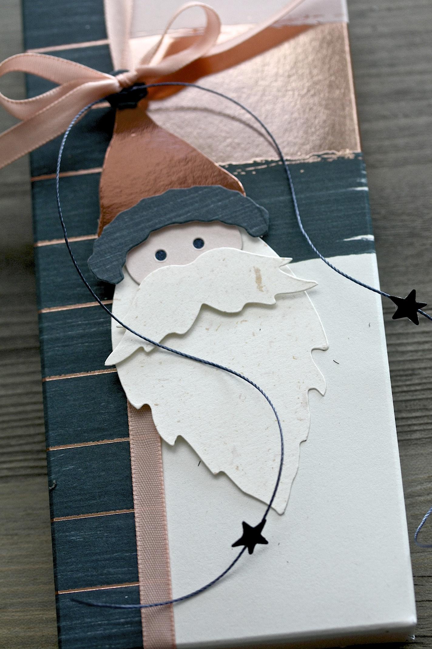 Christmas Tag Old St. Nick