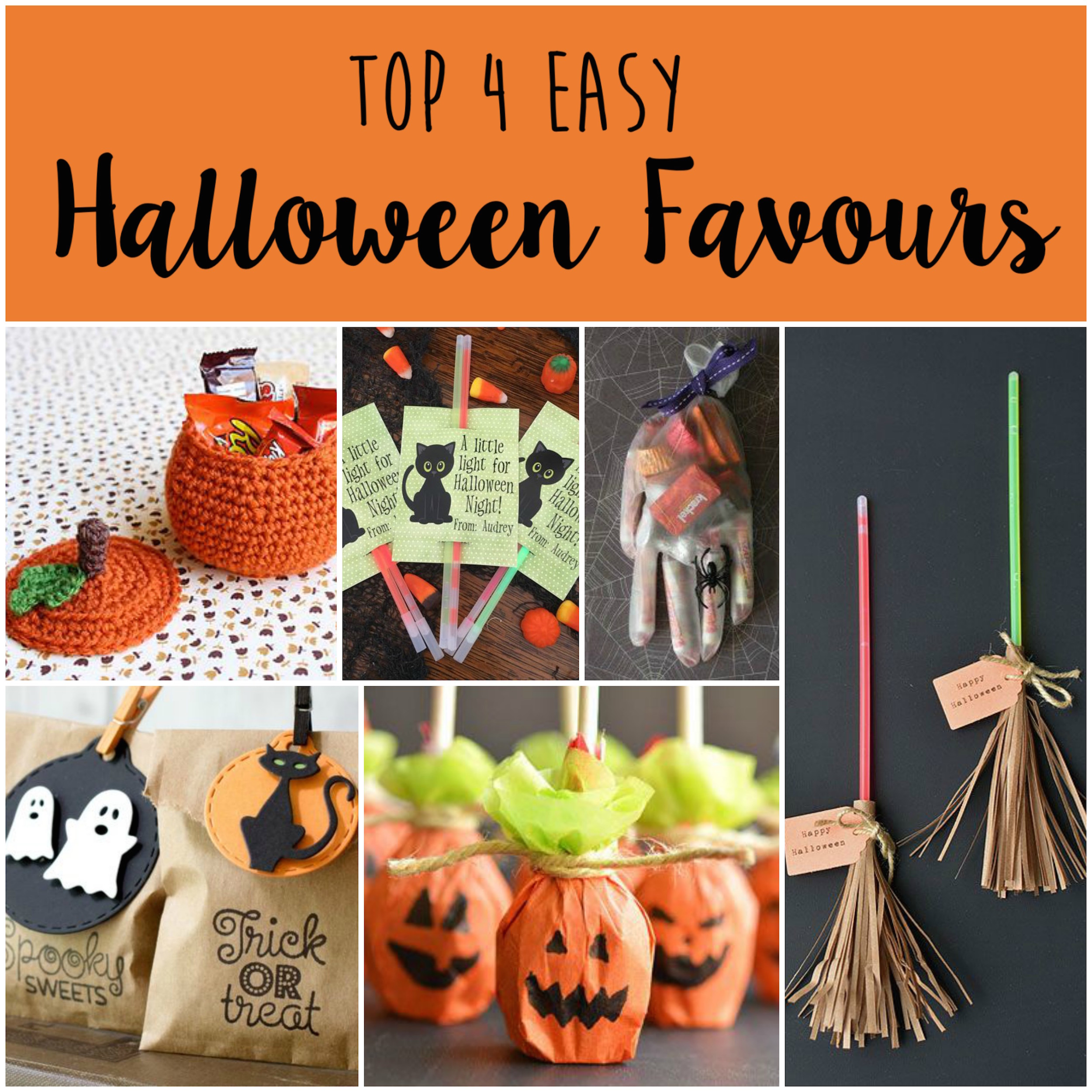 Happy Halloween Favours!