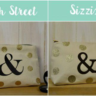 High Street Vs Sizzix