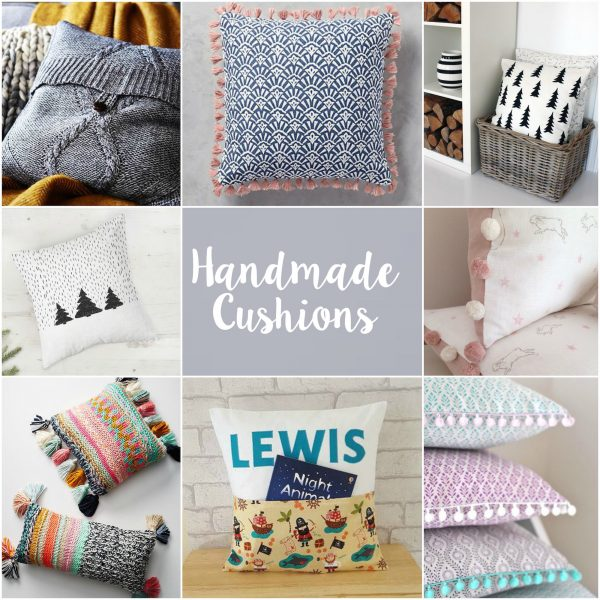 Creating Cushions and Cushion Covers