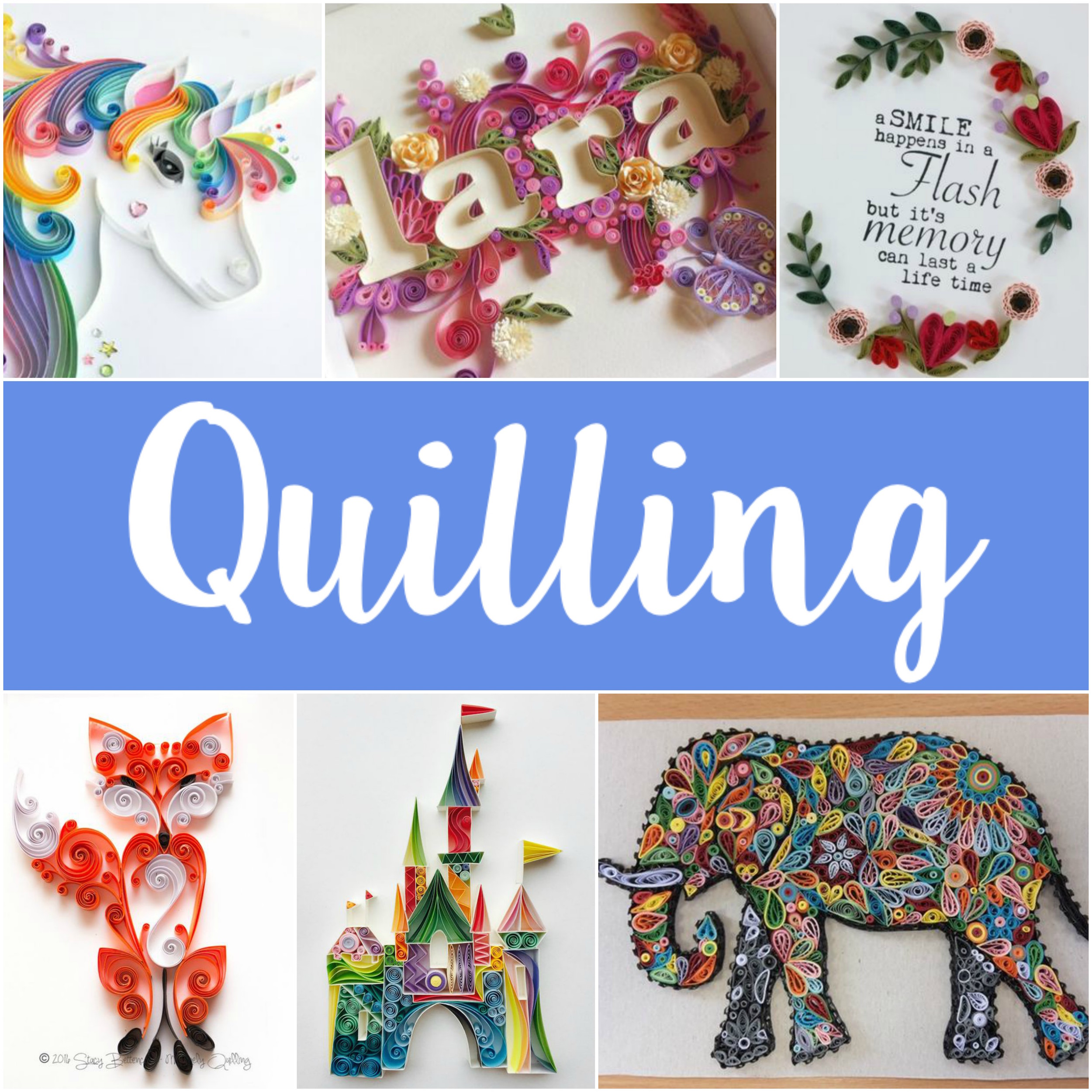 Top 5 Quilling ideas for you to try!