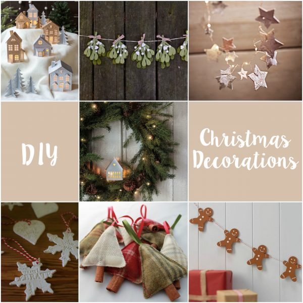 Our Top Diy Christmas Decoration Ideas Sizzix Lifestyle Daily