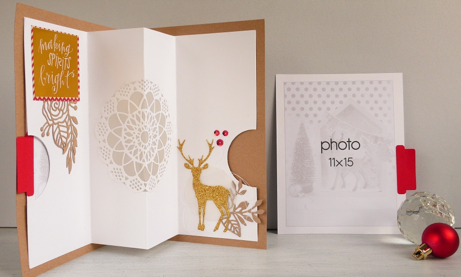 Christmas Luminary Mini album + Video