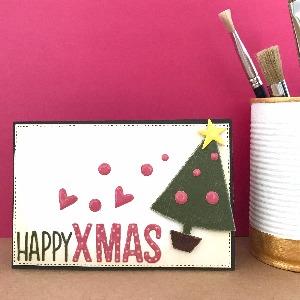 Happy Xmas card!