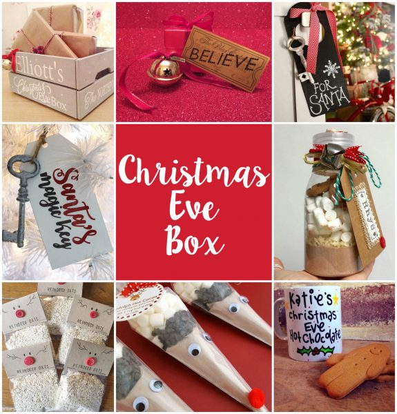 weve put together a list of ideas of what you could include in this years christmas eve box