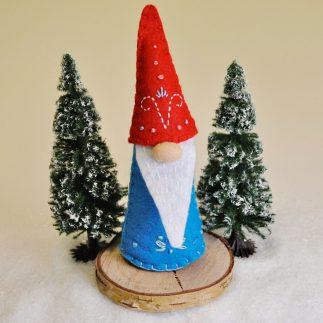 DIY Scandi Christmas Gnome
