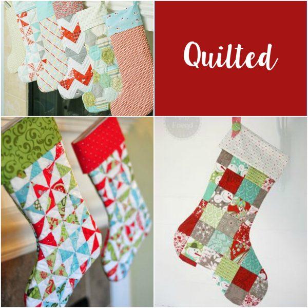 Christmas Stocking Ideas.Diy Christmas Stocking Ideas Sizzix Lifestyle Daily