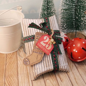Christmas Favour Box (VIDEO)