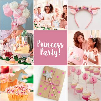 Top 5 Princess party ideas!