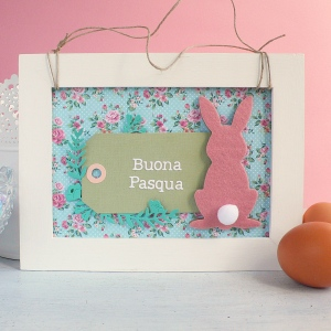 DIY Easter Home Decor with Spring Animals