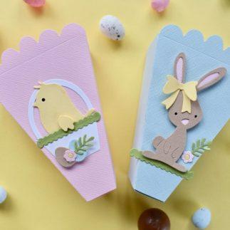 Bomboniera Easter Gift Box Vlog
