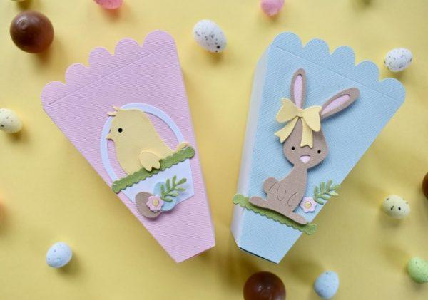 Bomboniera Easter Gift Box