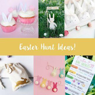 Easter Egg Hunt ideas!