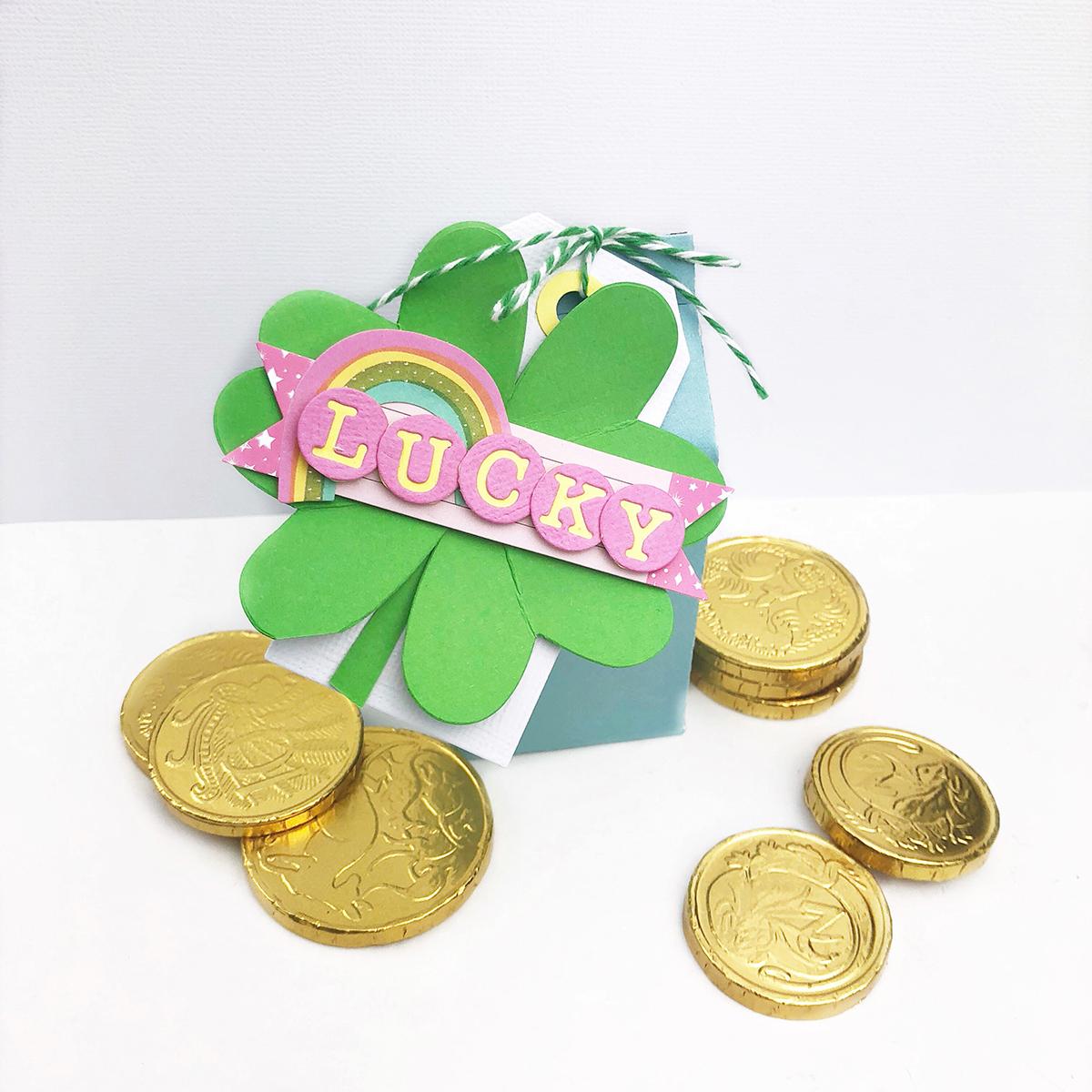 St Patrick's Day Treat Box
