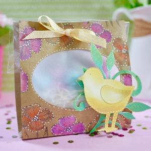 DIY Easter treat bag (VIDEO)