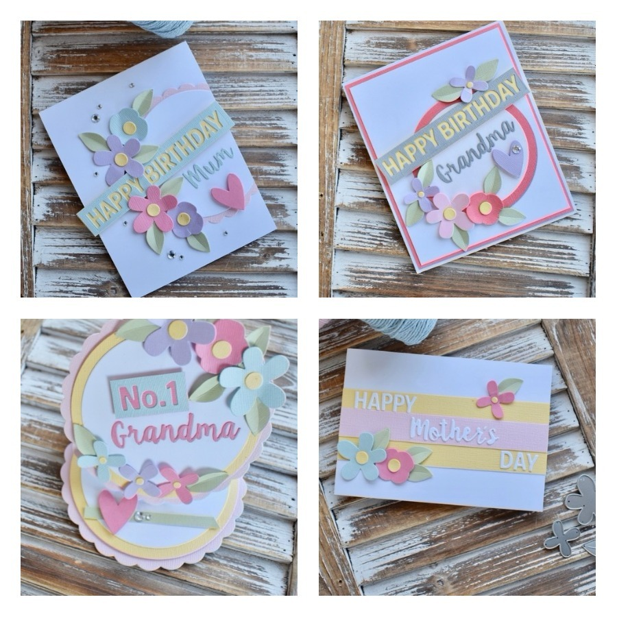 Female Occasions Cards