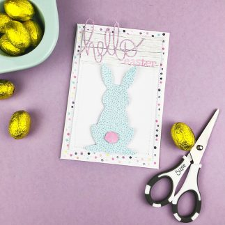 Hello Easter Card (with video)