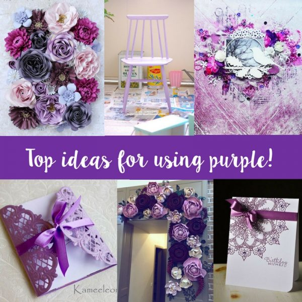 Top Craft Ideas For Using Pantone S Colour Of The Year Sizzix