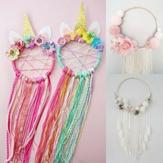 Our top ideas for creating a DIY Dreamcatcher