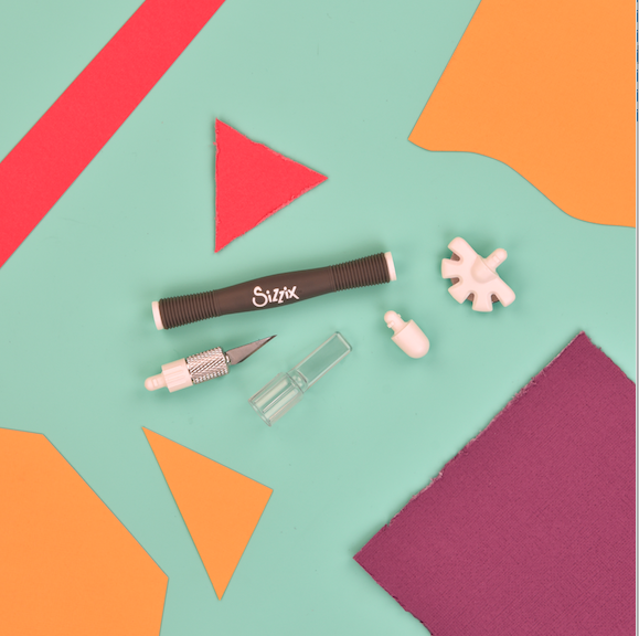 Have you seen the new Sizzix Multi Tool?