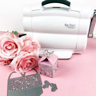 A DIY Wedding Favor Box + Video
