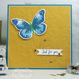 Embossing ideas for your next papercraft project!