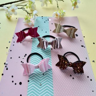 Double Bow Hair Accessories
