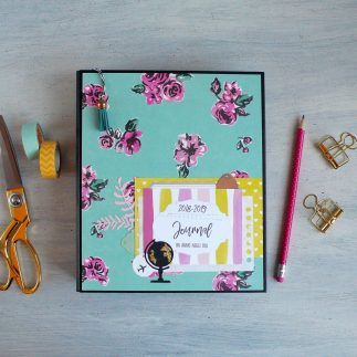 How to Make a Customized Journal with a Ring Binder notebook