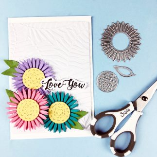 Love You - DIY Card Tutorial