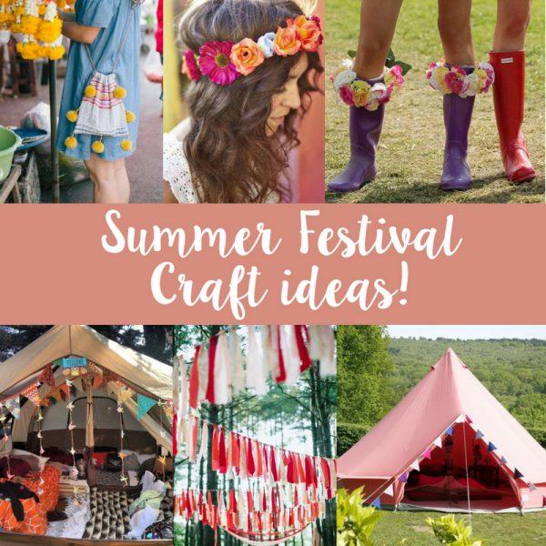 Summer festival Craft Ideas! | Sizzix Lifestyle | Daily