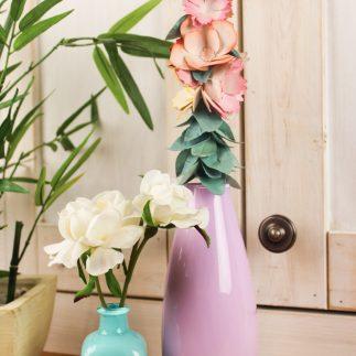 Home decor flower design