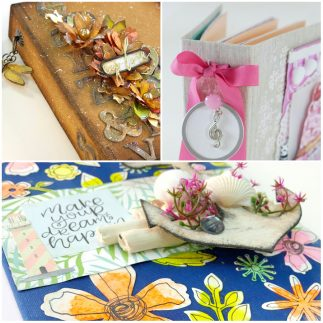 Junk Journal three ways!