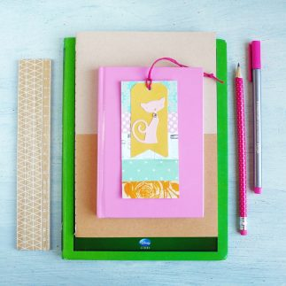 Crafts for kids: Make bookmarks