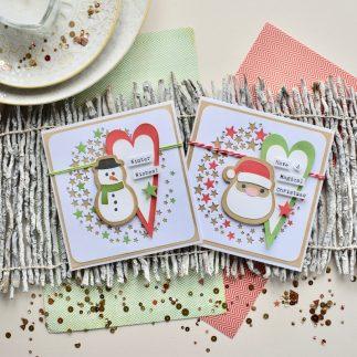 Freshly Baked Christmas Cards  V-Log