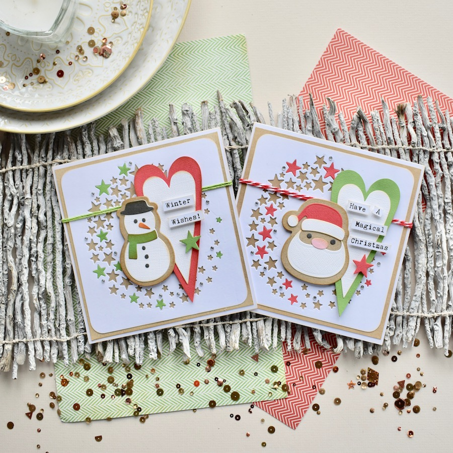 Freshly Baked Christmas Cards