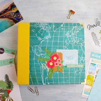 How to make a Travel Mini album