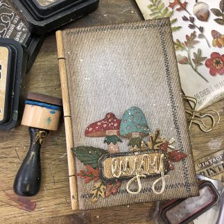Autumn Notebook Tutorial